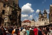 31. Cesta domov Praha