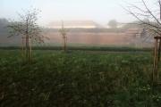 10 Terezín ráno
