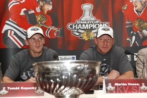 Stanley Cup dorazil na Slovensko