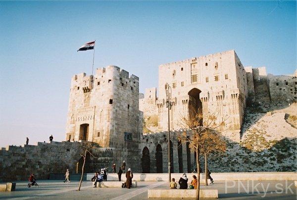 Sýria datovania