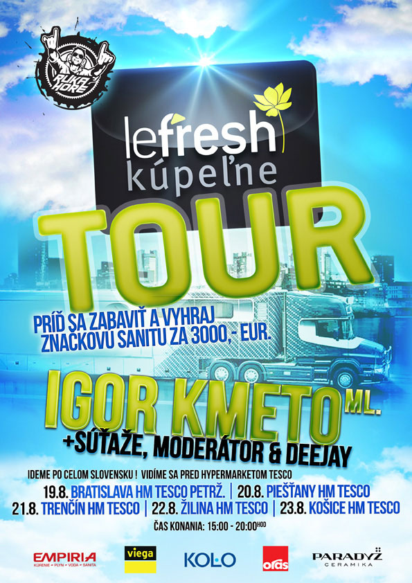 lefresh tour