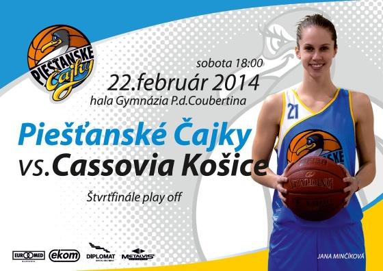 Cajky - cassovia
