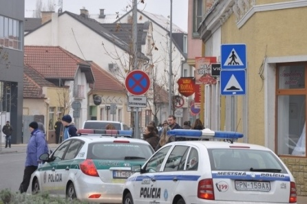 mestska policia