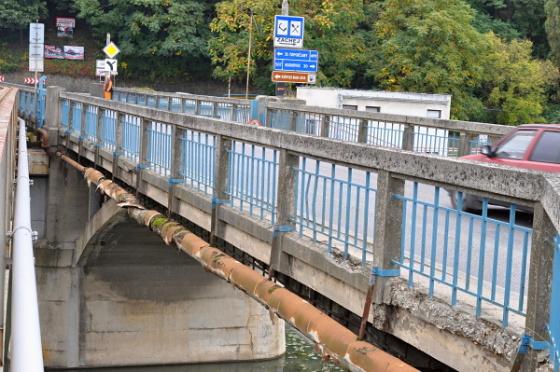 krajinsky most chyby