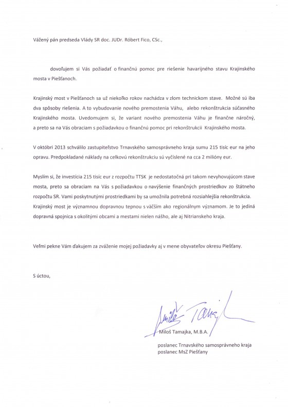 List predsedovi Vlady SR