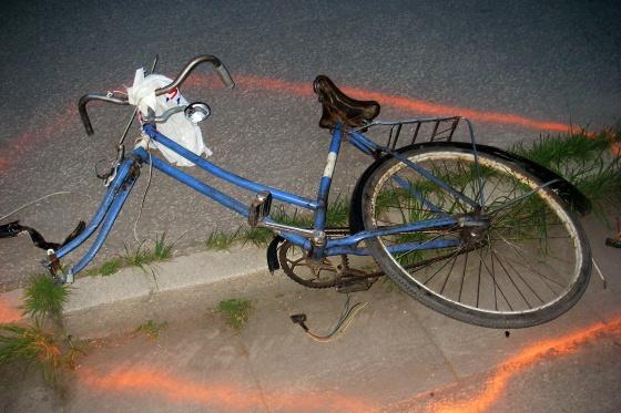 bicykel nehoda