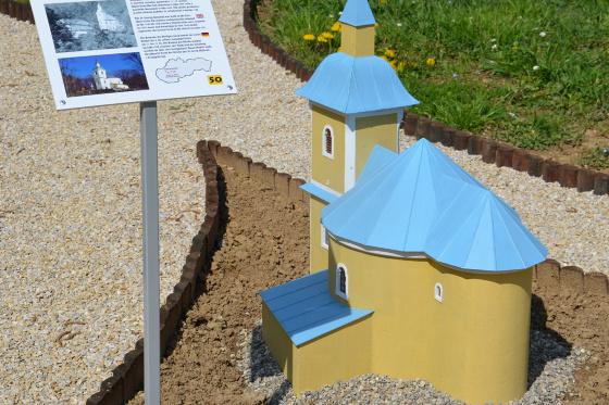 jurko park miniatur