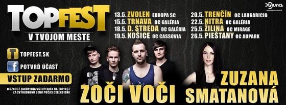 Topfest Tour OC