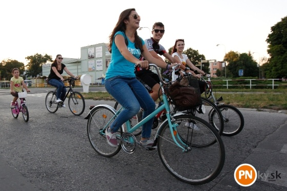 cyklisti na ceste