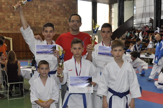 karate brno