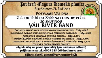 Pivaren Magura Vah river