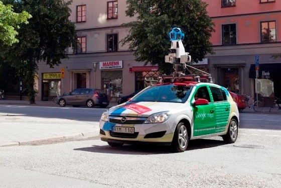 Street View auto_foto_Google
