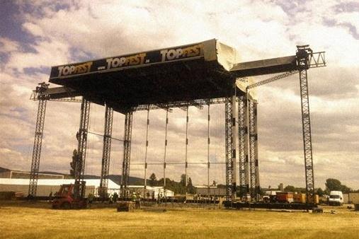 topfest podium
