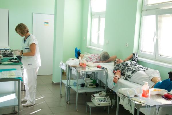 darovanie krvi naw