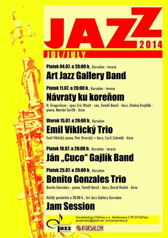 jazz kursalon jul