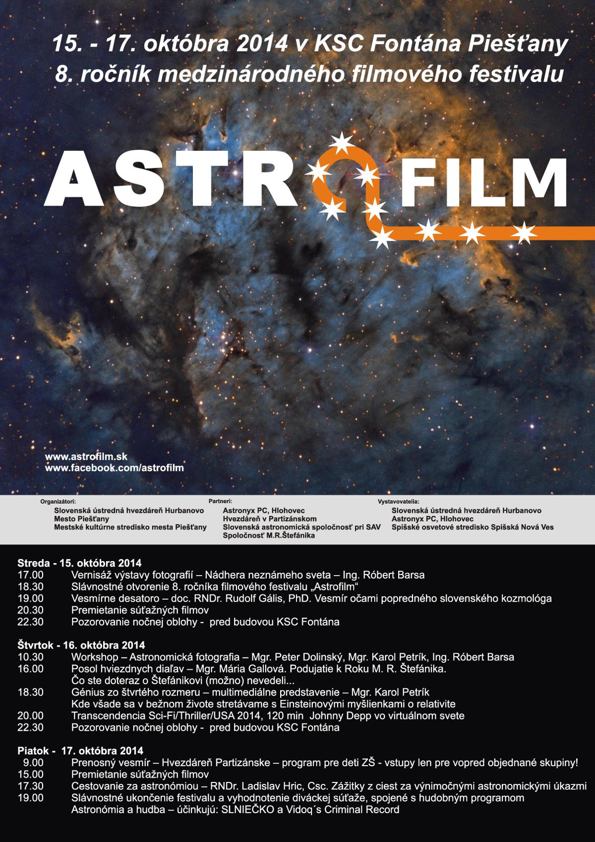 Astrofilm2014plagat