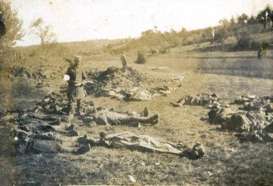 Evidencia padlých v boji (zbierka BM)