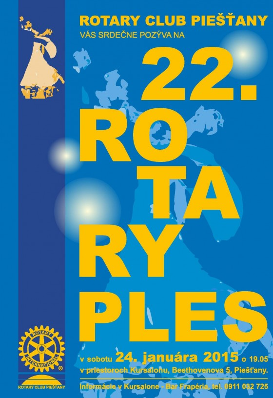 Rotary Ples