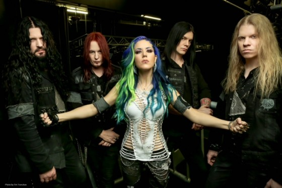 Band Photo - Arch Enemy