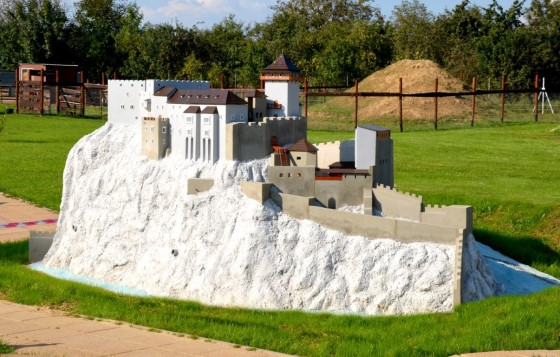 Park miniatur Podolie