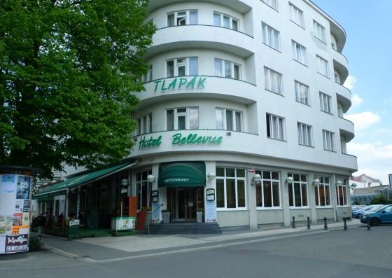 Budovy v Poděbradoch si zachovali štýl z rokov výstavby