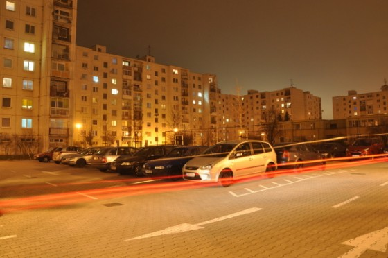 parkovanie
