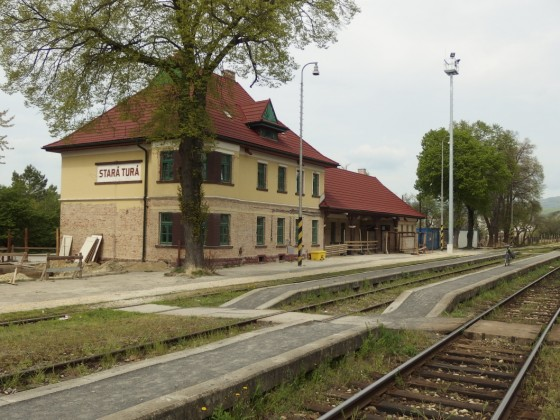 Stanica Stará Turá