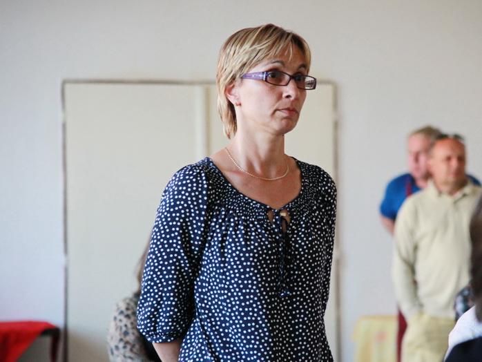 Starostka Banky Tatiana Julyniová