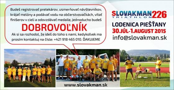 slovakmann dobrovolnici