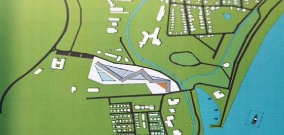 Návrh projektu termálneho parku pri polikilinike