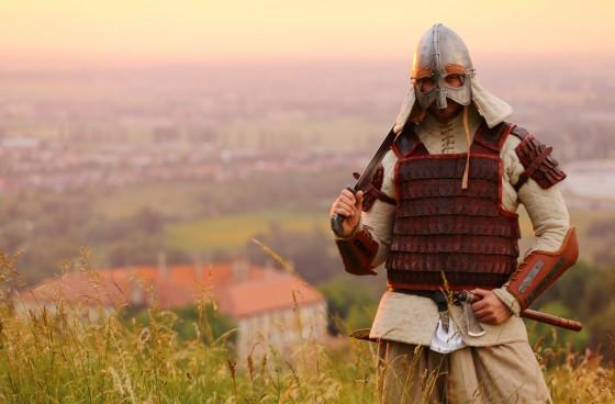 Viking a zamok HC