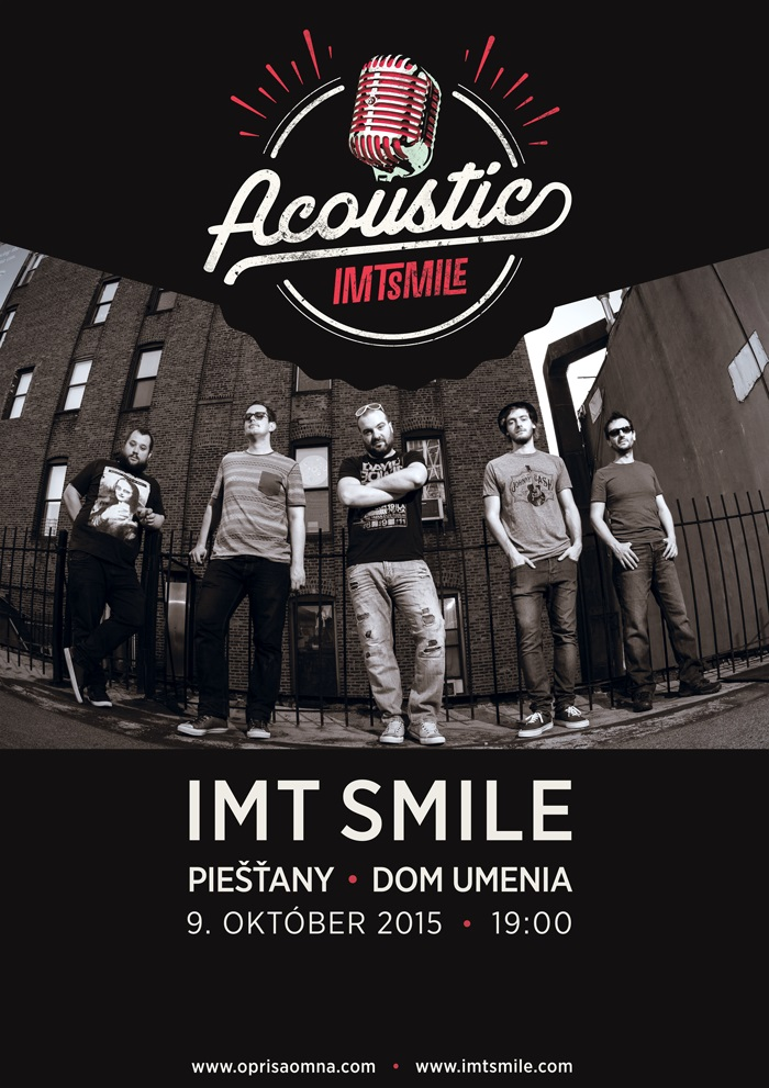 IMT Smile_ACOUSTIC_Piestany