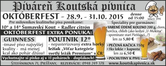 Oktoberfest koutska sep15