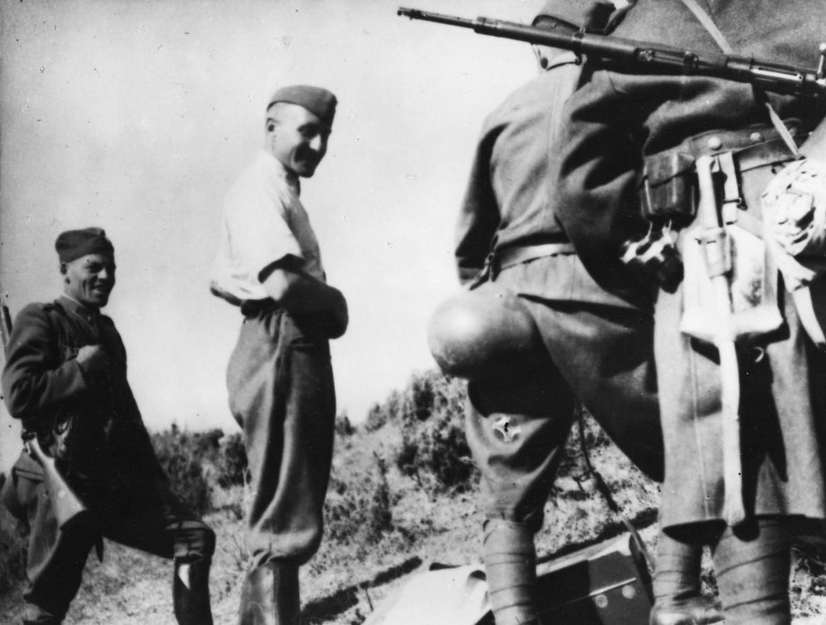 12 Veliteľ stot.let. Ivan Haluzický v Slovenskom národnom povstaní_resize