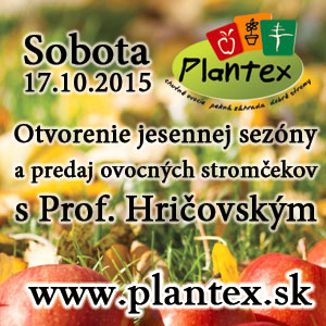 Plantex Otvorenie sezony
