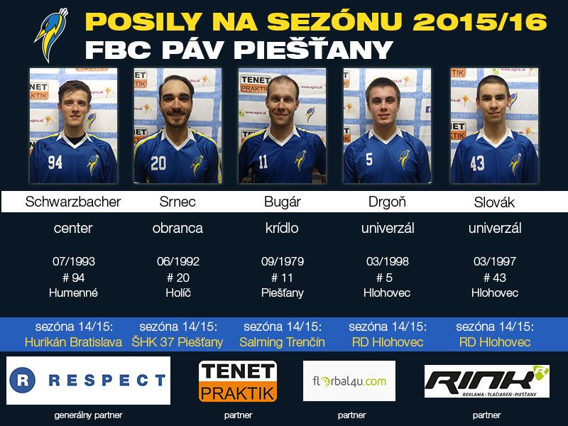 Posily 2015-16