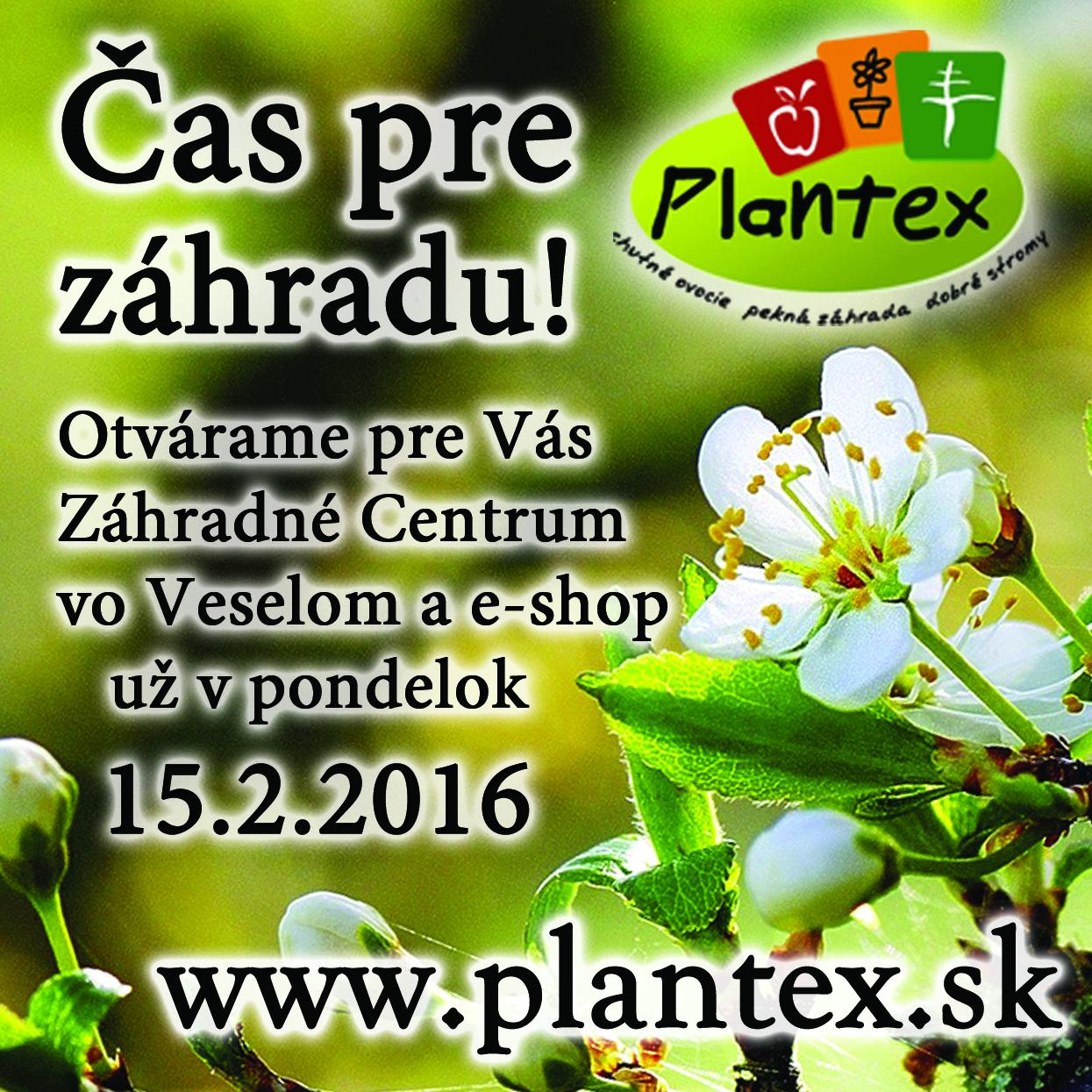 Plantex vseobecny