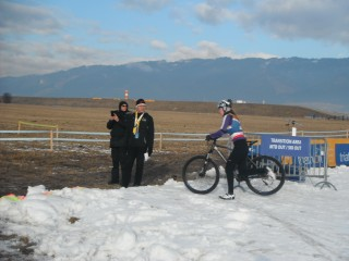 Lýdia výjazd na cyklistiku