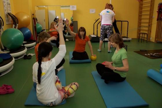 Brno cvičení