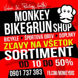 Monkey zlavy 2016