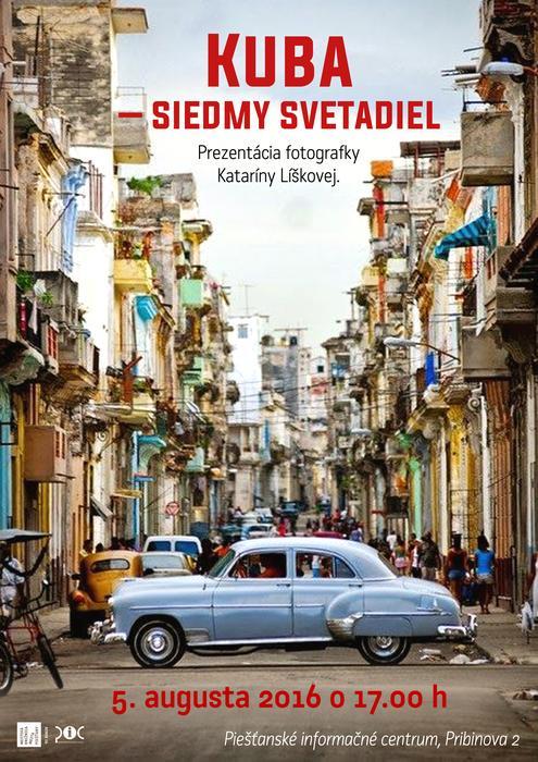 Kuba - siedmy svetadiel