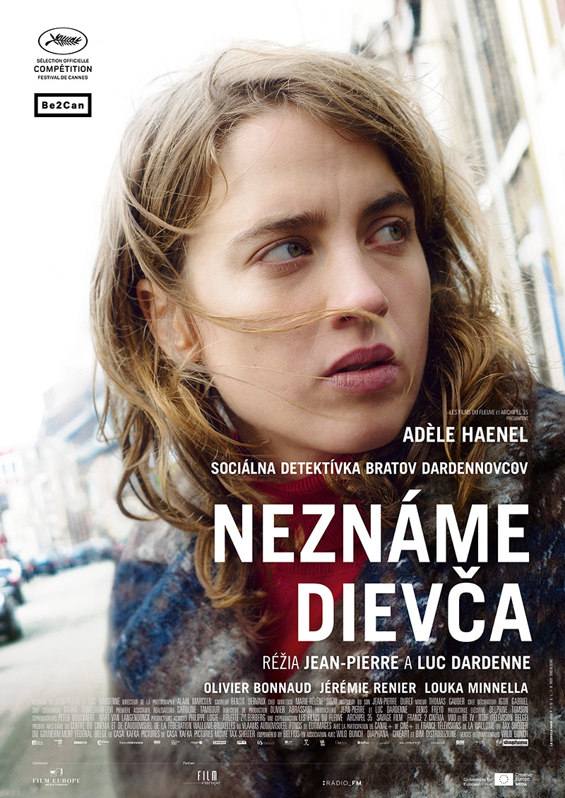 NeznamaDivka-posterA1-SK