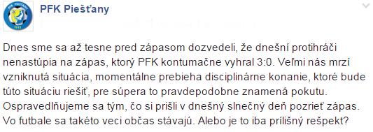 PFK facebook