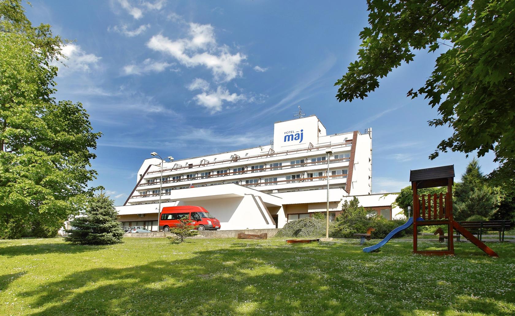 Hotel_Maj_Frontlook