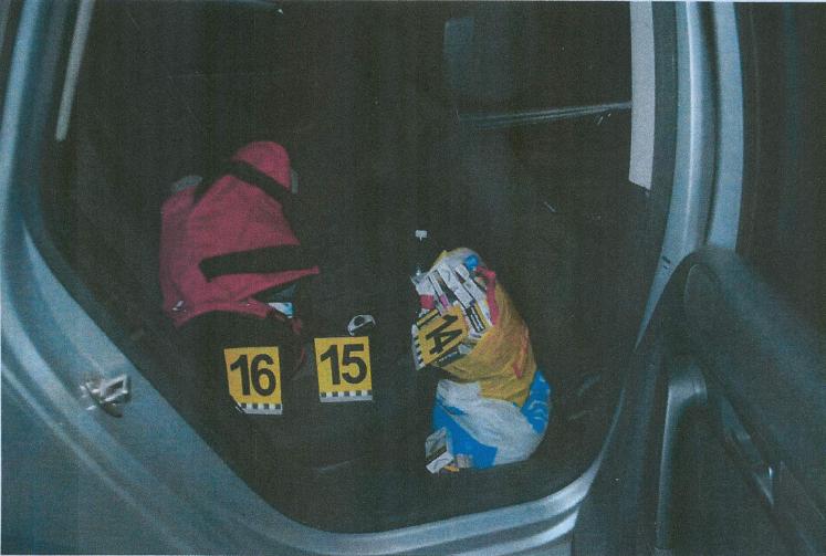 krádež 1