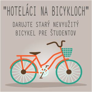 Hoteláci na bicykloch