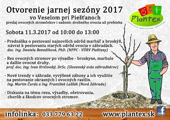 2017 03 01 - Jarna sezona plantex
