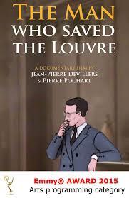 muž Louvre