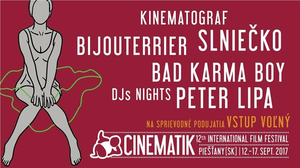 6cf195c19b Medzinárodný festival Cinematik zavíta do piešťanských kinosál už 12-krát