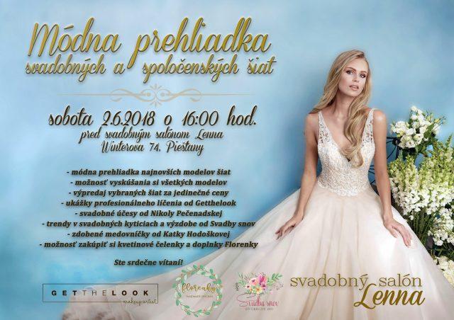 ac7df07e88e5 OLKS spestrí aj módna prehliadka salónu Lenna - PNky.sk